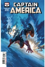 MARVEL COMICS CAPTAIN AMERICA #22