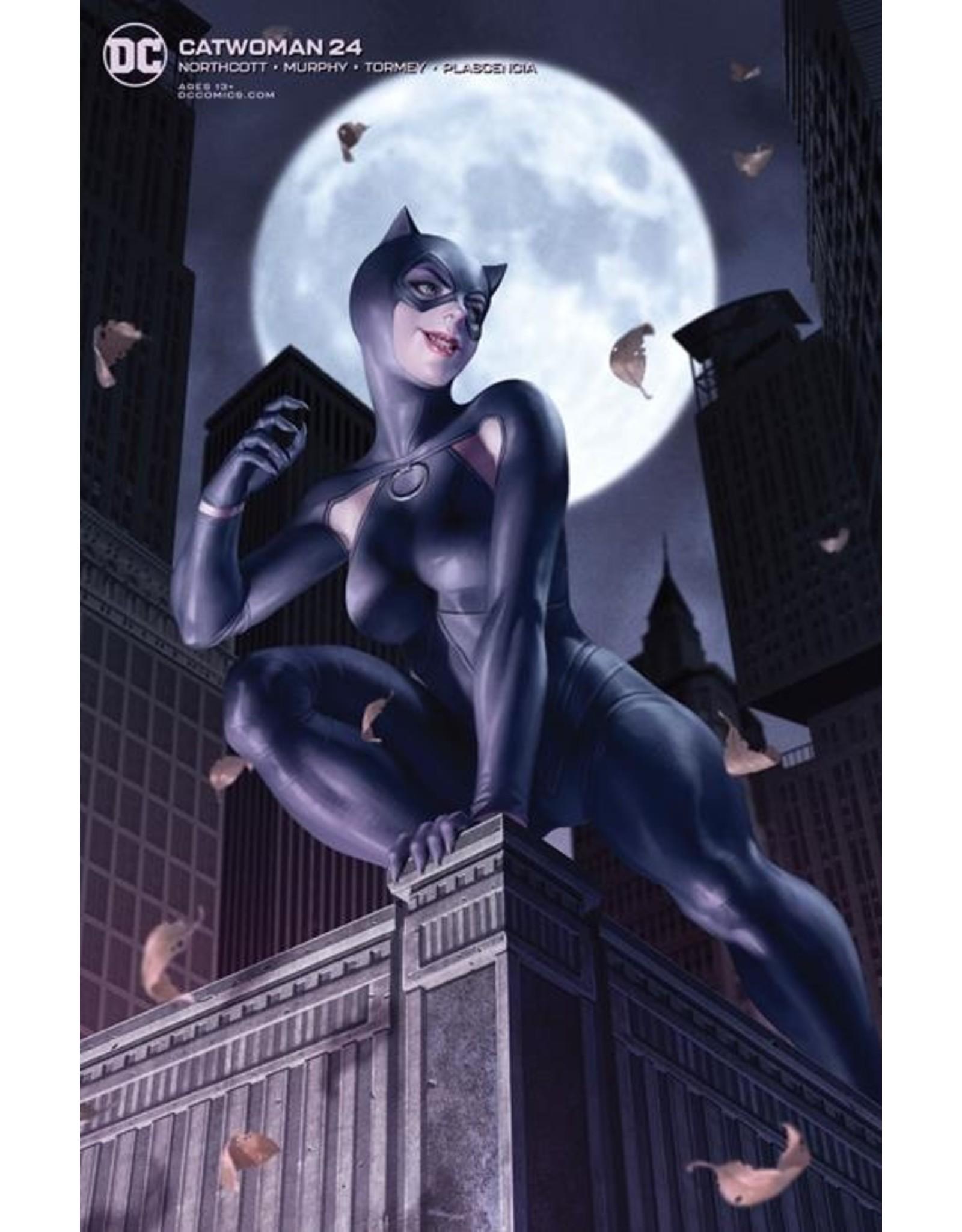 DC COMICS CATWOMAN #24 JUNGGEUN YOON VAR ED