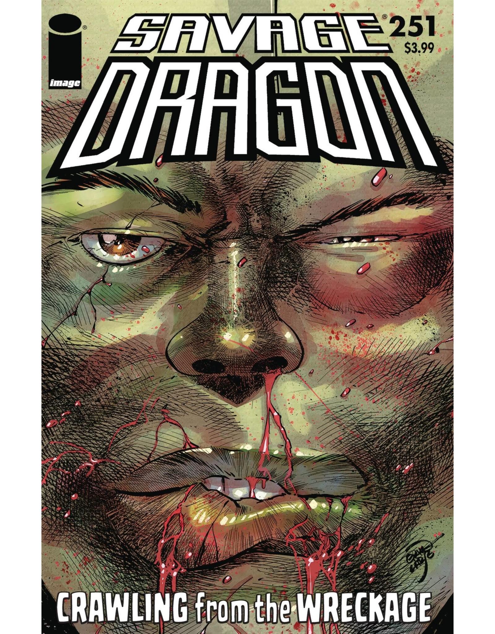 IMAGE COMICS SAVAGE DRAGON #251