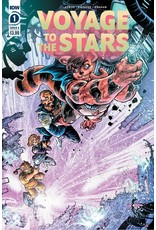 IDW PUBLISHING VOYAGE TO THE STARS #1 (OF 4) CVR A WILLIAMS II