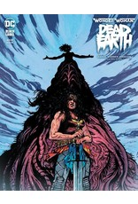 DC COMICS WONDER WOMAN DEAD EARTH #4 (OF 4)