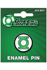 DC GREEN LANTERN LOGO ENAMEL PIN