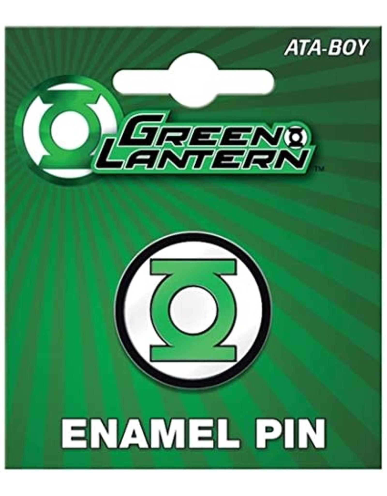 Ata-boy DC GREEN LANTERN LOGO ENAMEL PIN