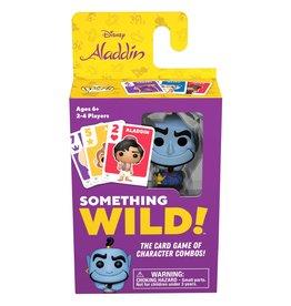 FUNKO SOMETHING WILD! CARD GAME ALADDIN