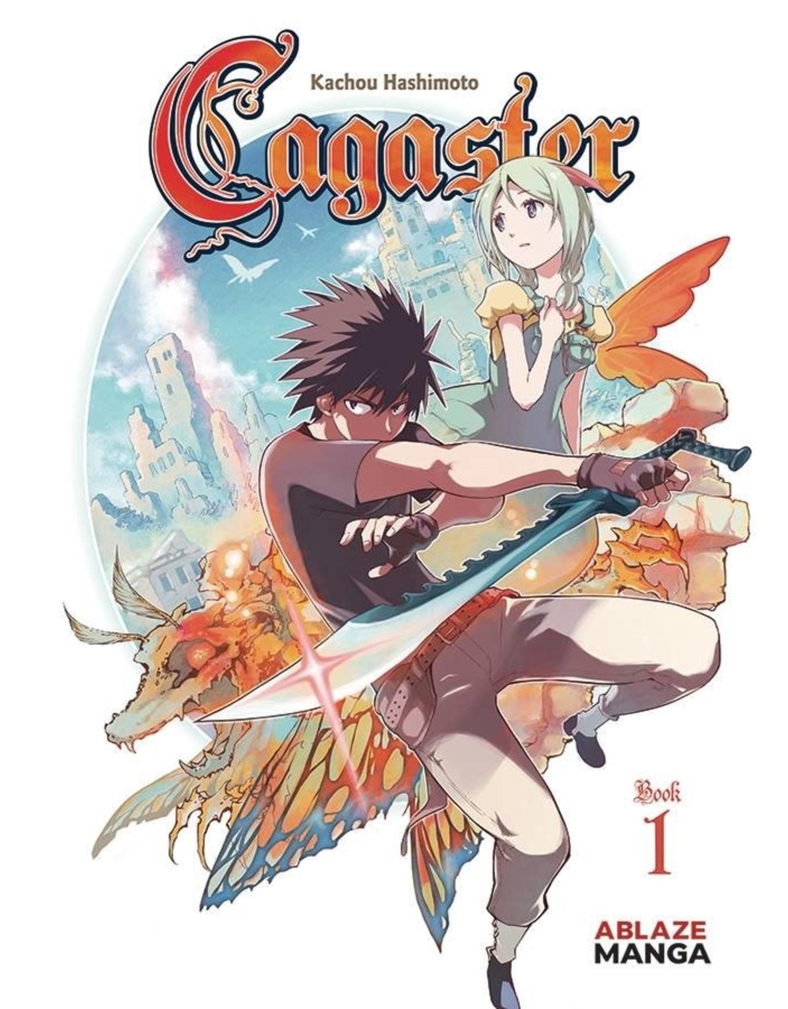 CAGASTER GN VOL 01