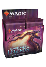 WIZARDS OF THE COAST COMMANDER LEGENDS COLLECTOR BOX PRE-ORDER