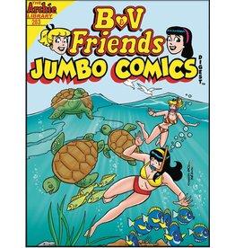 ARCHIE COMIC PUBLICATIONS B & V FRIENDS JUMBO COMICS DIGEST #283