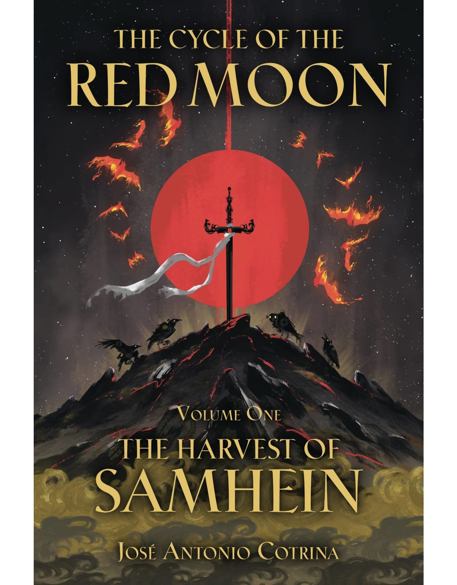 DARK HORSE COMICS CYCLE OF RED MOON TP VOL 01 HARVEST OF SAMHEIN