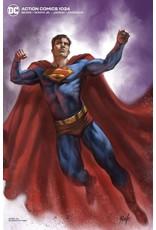 DC COMICS ACTION COMICS #1024 L PARRILLO VAR ED