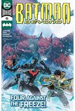 DC COMICS BATMAN BEYOND #46