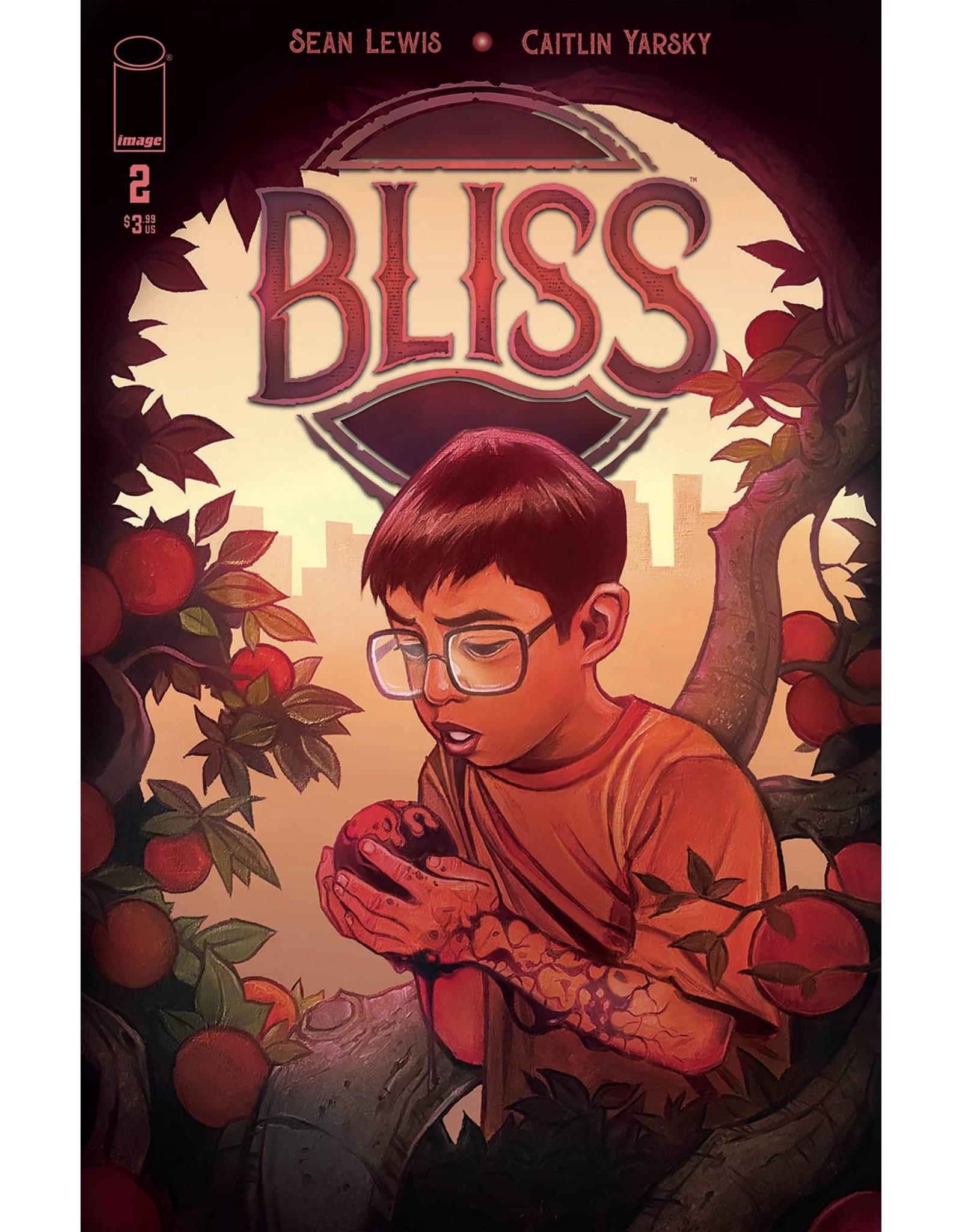 IMAGE COMICS BLISS #2 (OF 8)