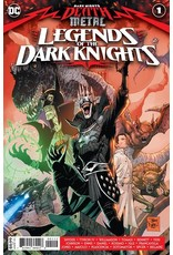 DC COMICS DARK NIGHTS DEATH METAL LEGENDS OT DARK KNIGHTS #1 SECOND PRINTING