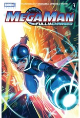 BOOM! STUDIOS MEGA MAN FULLY CHARGED #1 CVR A MAIN