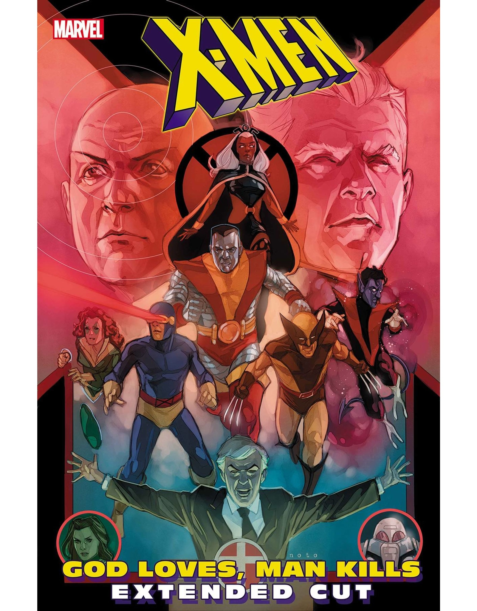 MARVEL COMICS X-MEN GOD LOVES MAN KILLS EXTENDED CUT #2 (OF 2)