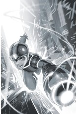 BOOM! STUDIOS MEGA MAN FULLY CHARGED #1 50 COPY INCENTIVE SILVER FOIL VARIANT