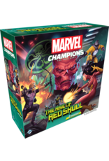 FANTASY FLIGHT GAMES MARVEL CHAMPIONS LCG: THE RISE OF RED SKULL CAMPAIGN BOX