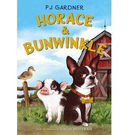 HARPER COLLINS PUBLISHERS HORACE & BUNWINKLE