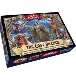 White Wizard Games HERO REALMS: THE LOST VILLAGE