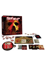 USAOPOLY FRIDAY THE 13TH HORROR AT CAMP CRYSTAL LAKE BOARD GAME
