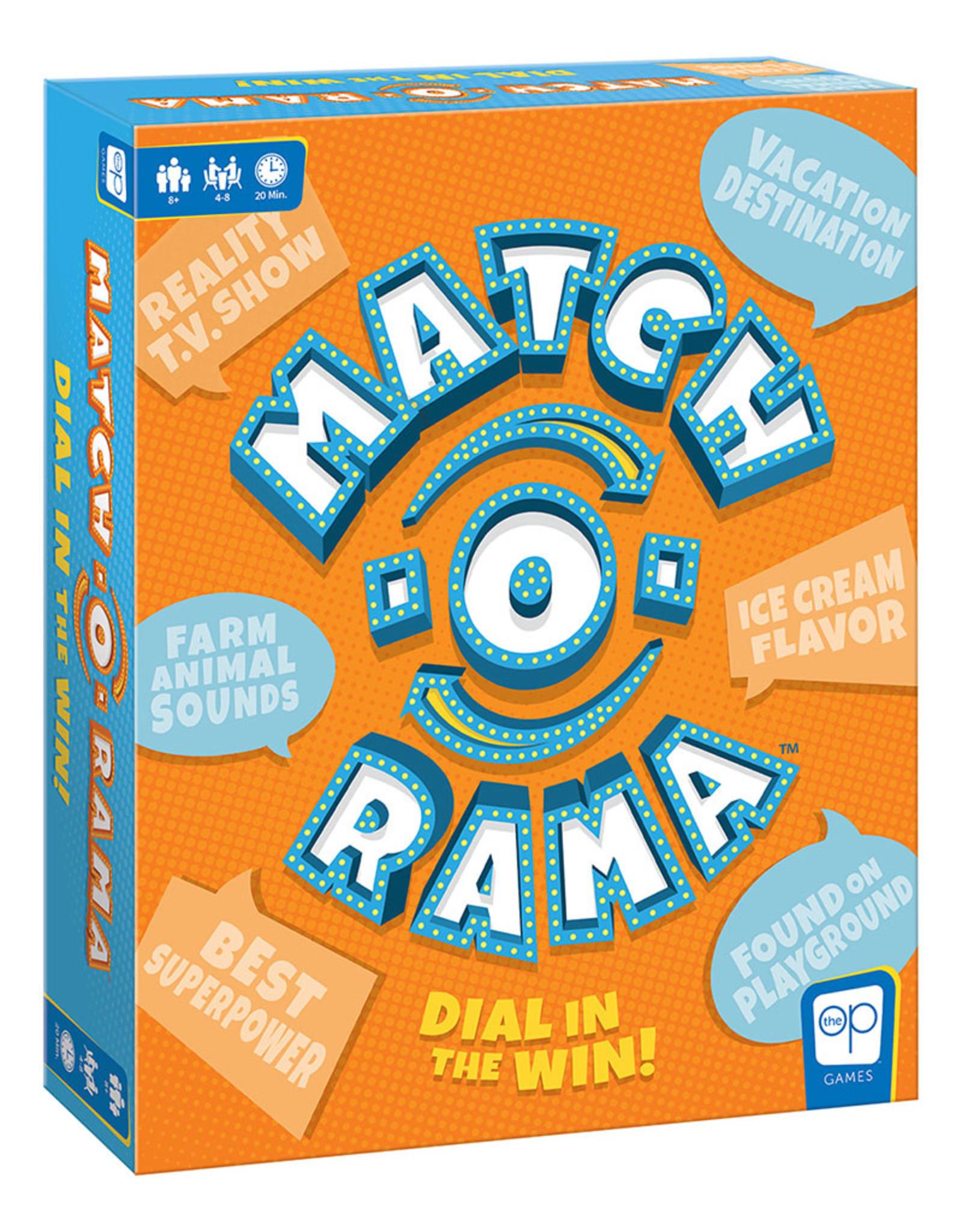 USAOPOLY MATCH-O-RAMA