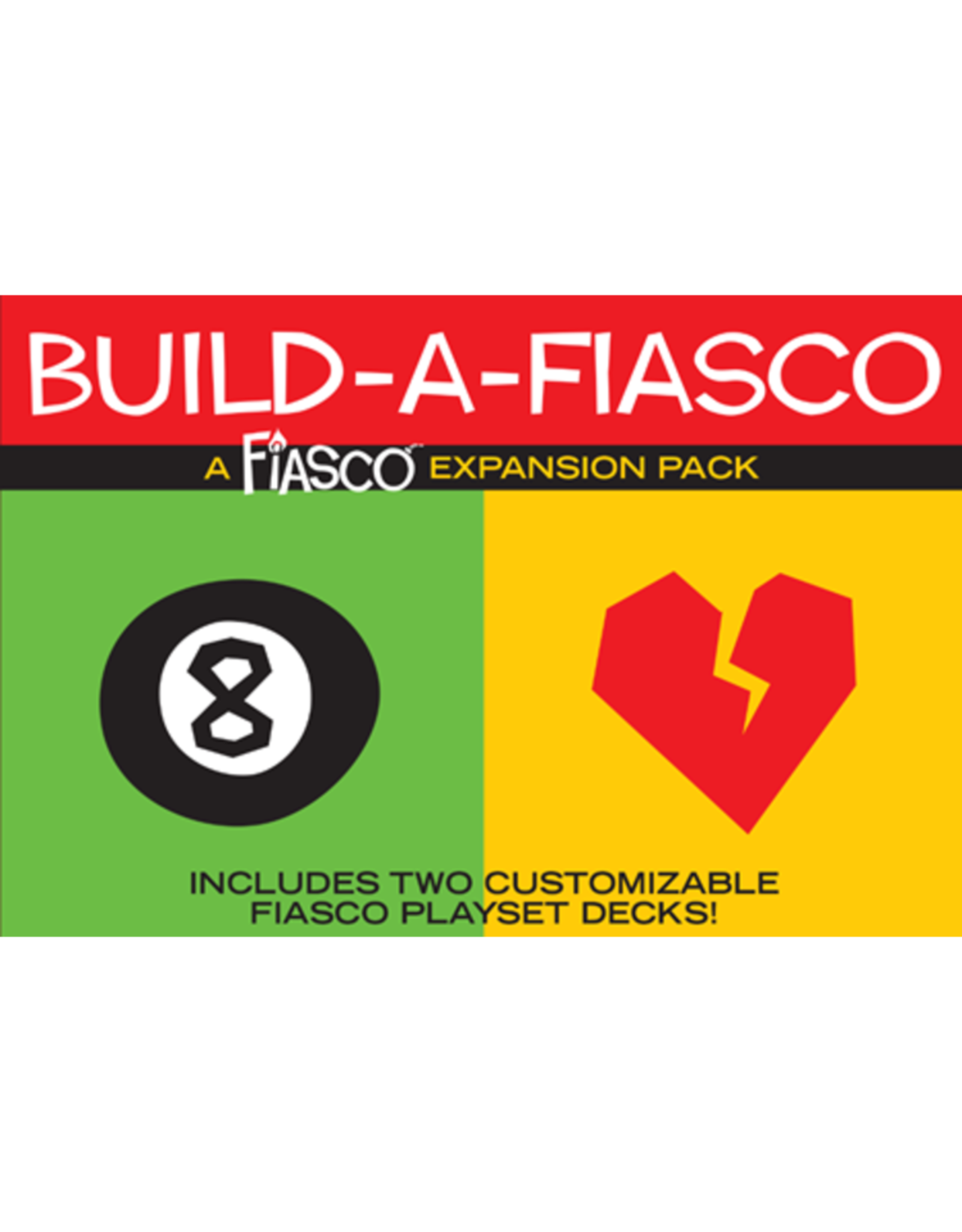 FIASCO BUILD-A-FIASCO EXPANSION PACK