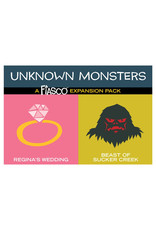 FIASCO UNKNOWN MONSTERS EXPANSION PACK