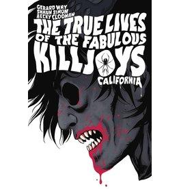 DARK HORSE COMICS TRUE LIVES FABULOUS KILLJOYS CALIFORNIA LIBRARY ED HC