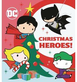 RANDOM HOUSE DC JUSTICE LEAGUE CHRISTMAS HEROES BOARD BOOK