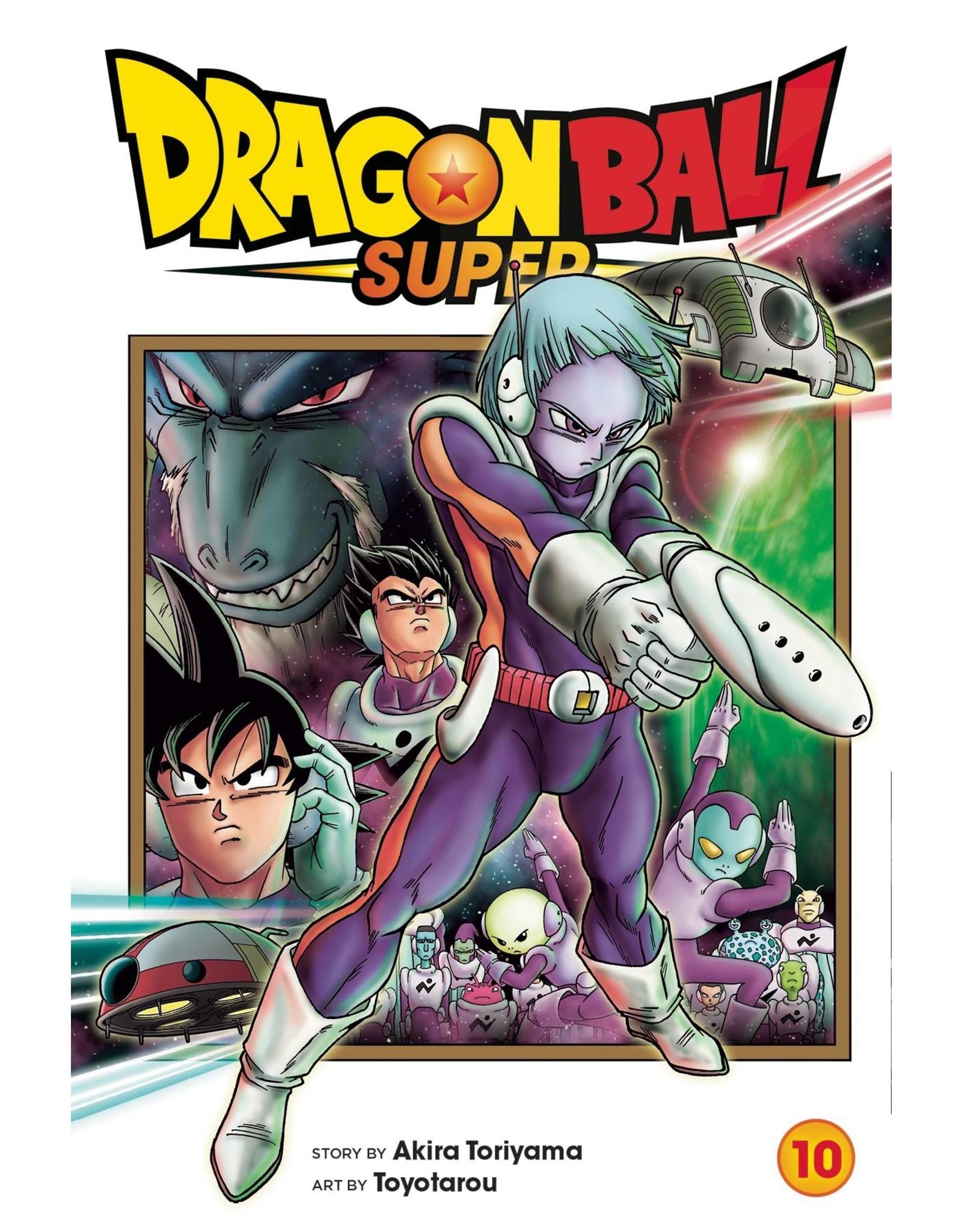 VIZ MEDIA LLC DRAGON BALL SUPER GN VOL 10