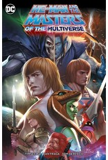 DC COMICS HE MAN AND THE MASTERS OF THE MULTIVERSE TP