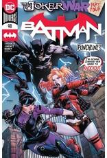 DC COMICS BATMAN #98 CVR A DAVID FINCH (JOKER WAR)