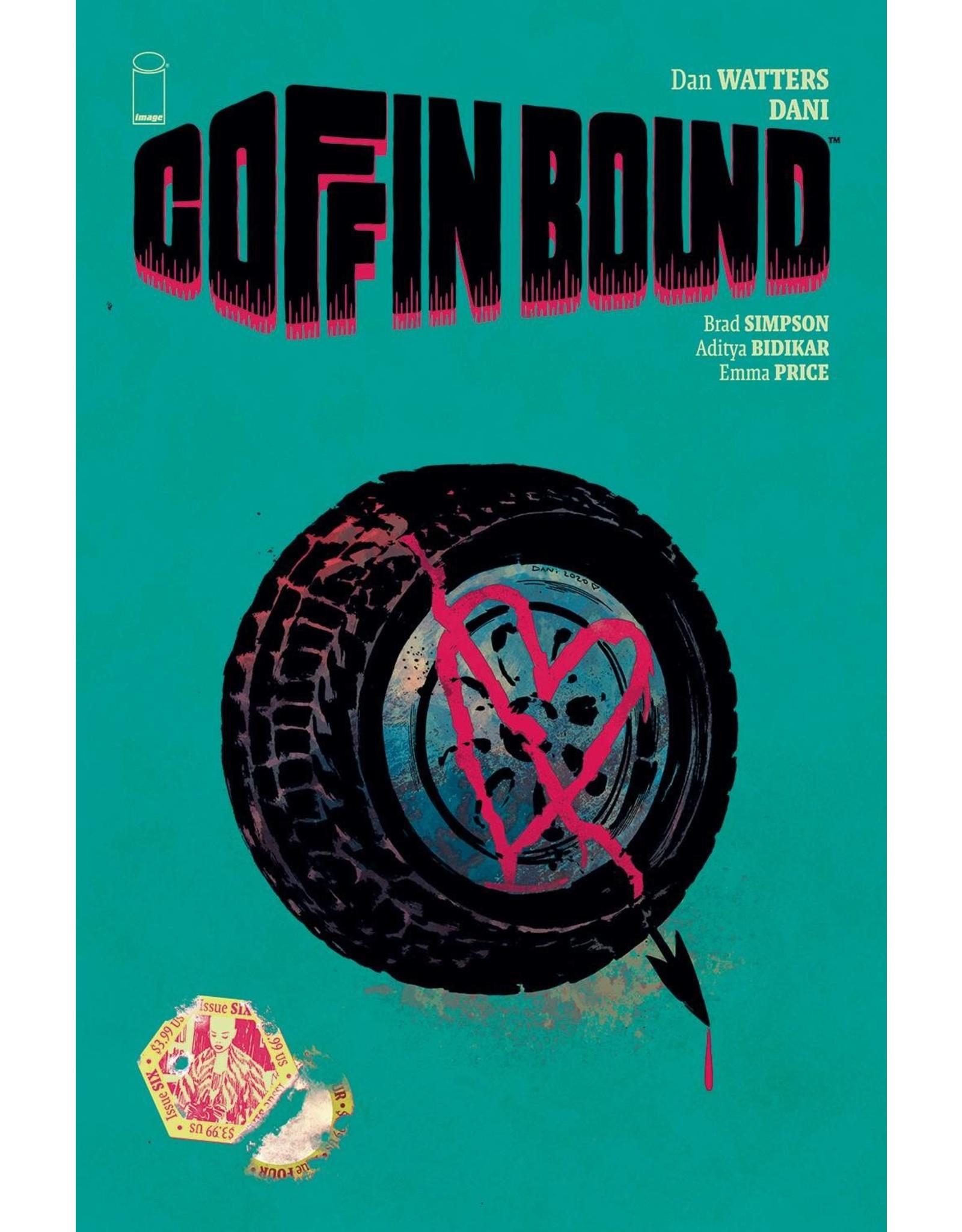 IMAGE COMICS COFFIN BOUND #6