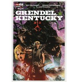 GRENDEL KY #1 (OF 4) CVR B DEODATO JR