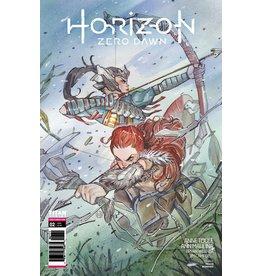 TITAN COMICS HORIZON ZERO DAWN #2 FOC VAR MOMOKO