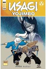 IDW PUBLISHING USAGI YOJIMBO #12