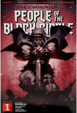 CIMMERIAN PEOPLE OF BLACK CIRCLE #1 CVR D BELEN ORTEGA