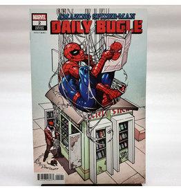 MARVEL COMICS AMAZING SPIDER-MAN DAILY BUGLE #2 1:25 FERRY VAR