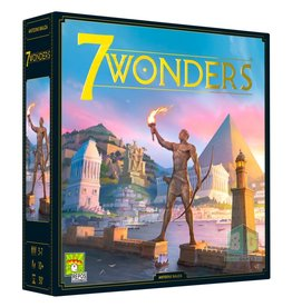 REPOS PRODUCTION 7 WONDERS 2ND ED