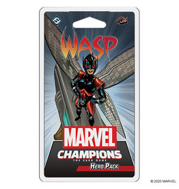 FANTASY FLIGHT GAMES MARVEL CHAMPIONS THE WASP HERO PACK PRE-ORDER