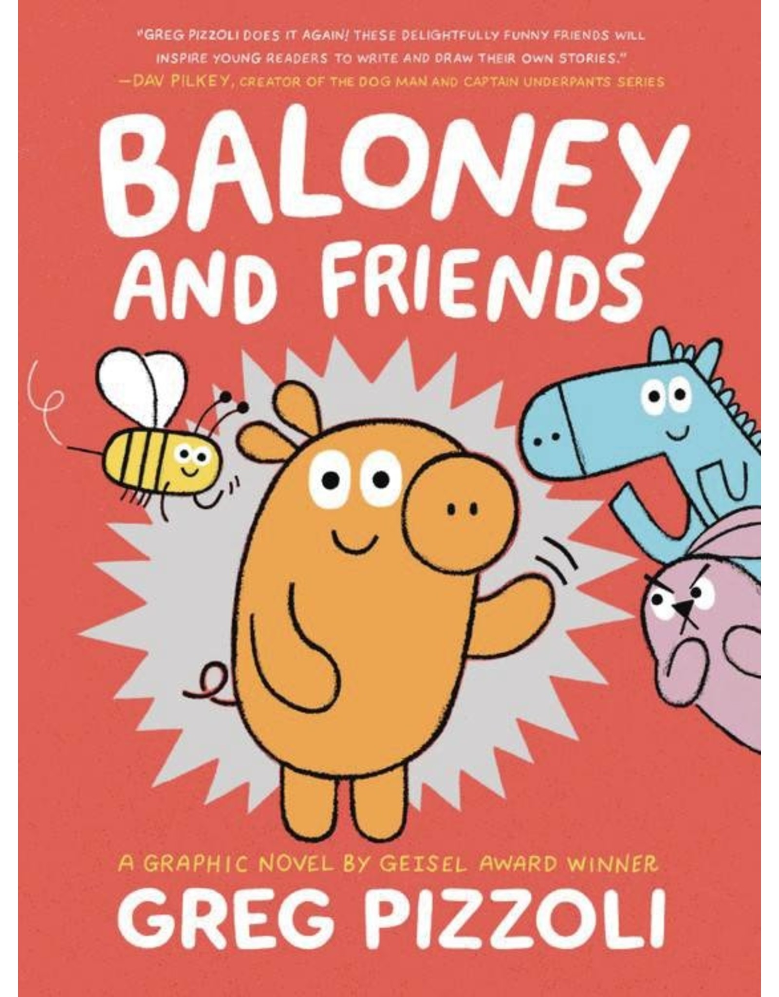 BALONEY & FRIENDS GN
