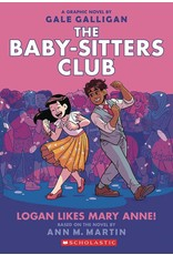 GRAPHIX BABY SITTERS CLUB COLOR ED GN VOL 08 LOGAN LIKES