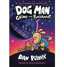 GRAPHIX DOG MAN GN VOL 09 GRIME & PUNISHMENT