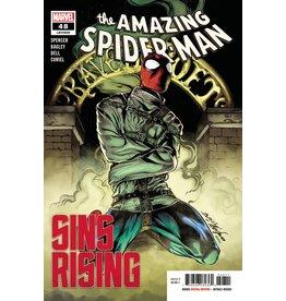 MARVEL COMICS AMAZING SPIDER-MAN #48