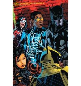 DC COMICS BATMAN & THE OUTSIDERS #16 CVR B MICHAEL GOLDEN VAR