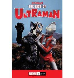 MARVEL COMICS RISE OF ULTRAMAN #1 (OF 5) CLASSIC PHOTO VAR