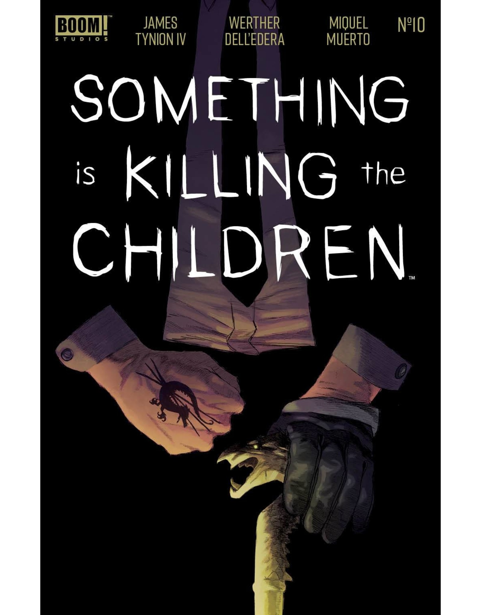 BOOM! STUDIOS SOMETHING IS KILLING CHILDREN #10