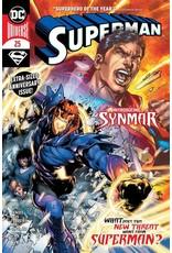 DC COMICS SUPERMAN #25 CVR A IVAN REIS