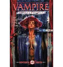 VAULT COMICS VAMPIRE THE MASQUERADE #2