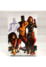MARVEL COMICS EMPYRE AFTERMATH AVENGERS #1 ALEX ROSS TIMELESS PROMO VAR