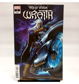MARVEL COMICS WEB OF VENOM WRAITH #1 1:50 GIST VARIANT